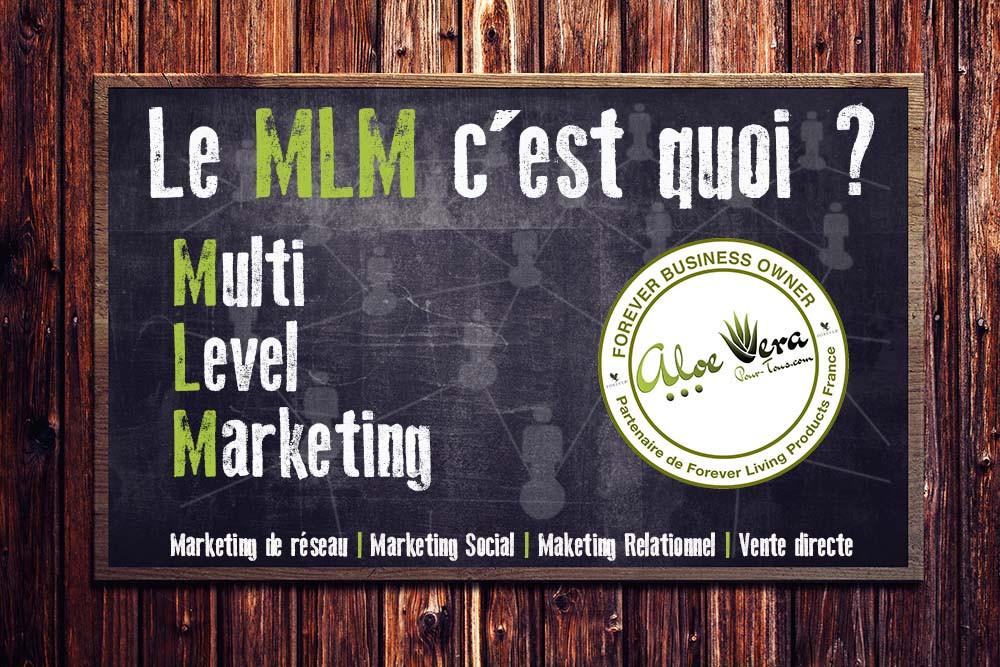 Le MLM C'est quoi ? | Marketing de Réseau