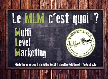 Qu'est ce que le marketing de réseau ou le mlm ?