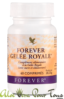 FOREVER ROYAL JELLY | GELÉE ROYALE