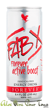 Fab X Forever Active Boost X- Pack x12