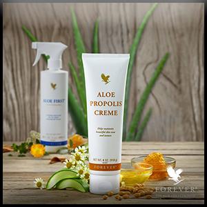 Aloe Propolis Crème | Soins et hygiène bébé | Forever Living Products