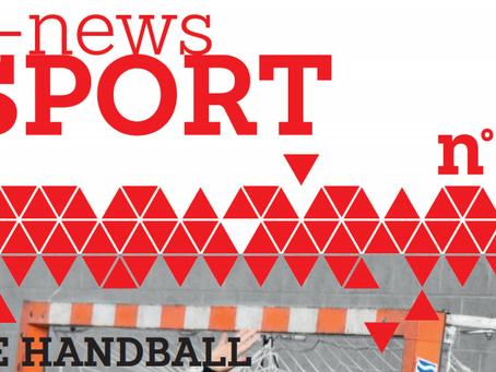 #7 News Sport Forever: Le Handball !