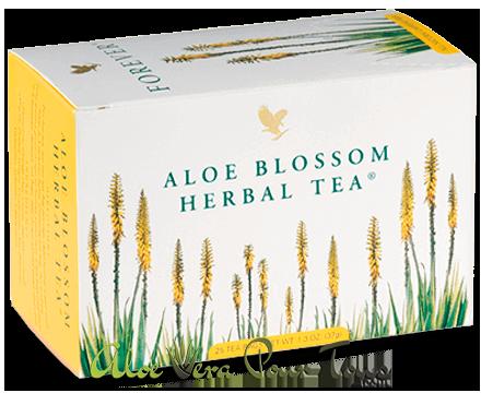 Infusion Fleur d'Aloès - Aloe Blossom Tea