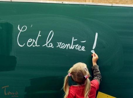Rentrée scolaire: Concentration, protection et énergie pour nos petits !