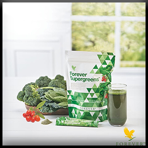 Forever Supergreens | Fatigue | Fatigue Chronique