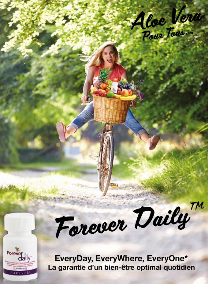 Formule exclusive Forever Daily