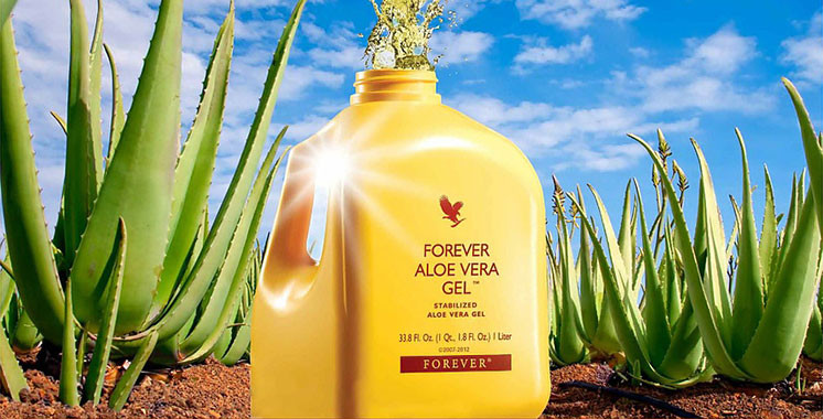 Gel d'aloe vera Forever Living Products