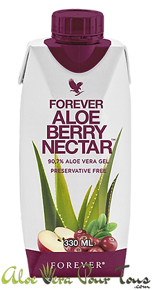 ALOE BERRY NECTAR 330ML X12