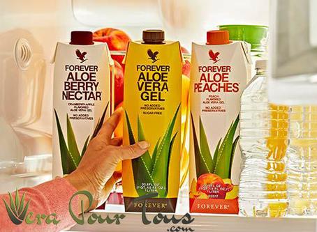 Pourquoi l'aloe vera forever est essentiel pour le bien-être ?