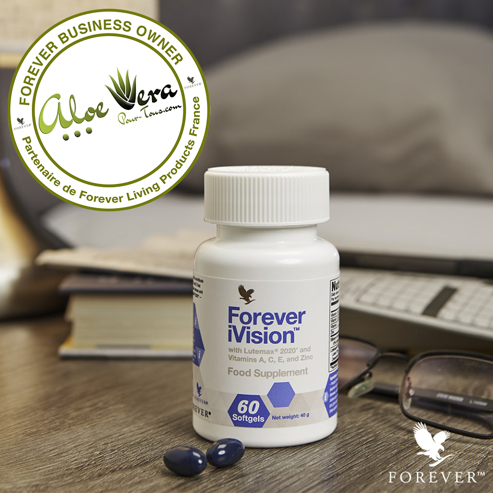 Forever iVision™ | Protection de la macula | Rétine | Yeux