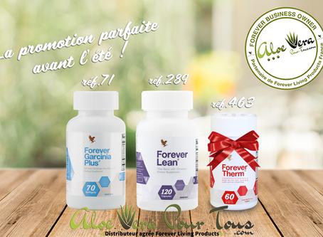 Promotion de Printemps: Un Forever Therm Offert !