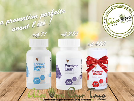 Promotion de Printemps: Un Forever Therm Offert !