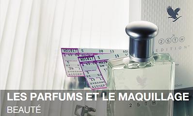 Forever-les parfums et le maquillage-beauté