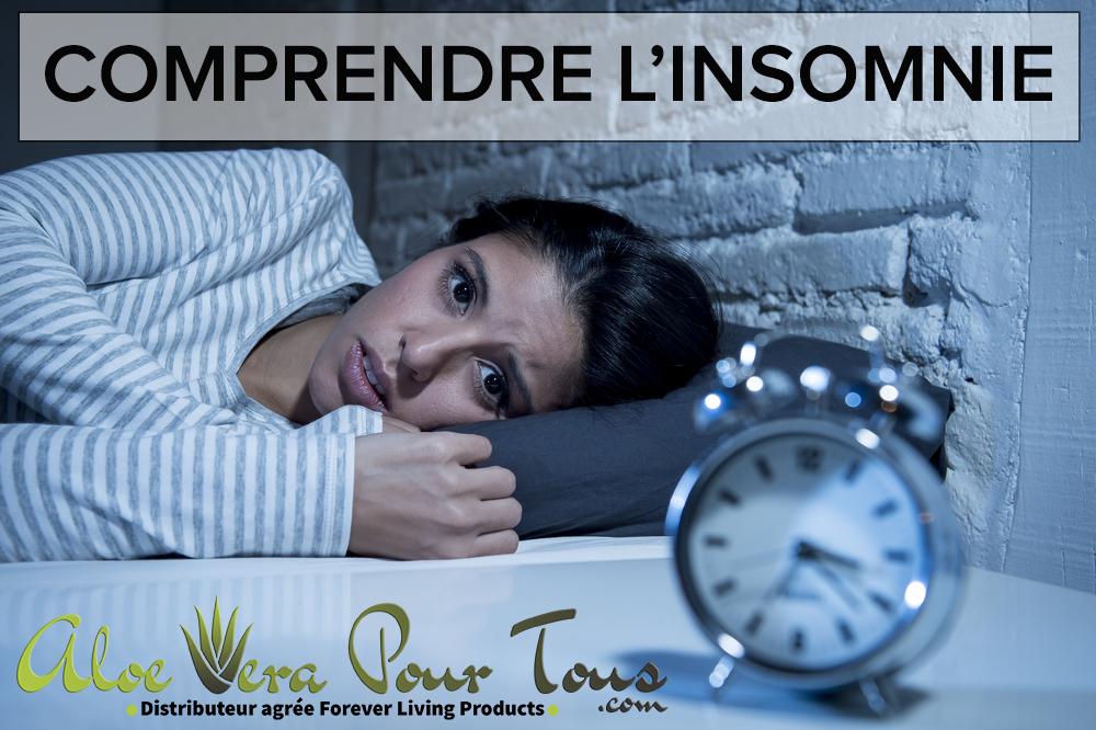 Comprendre l'insomnie avec Aloe Vera Pour Tous | Spécialiste du Bien-être | Produits Forever Living