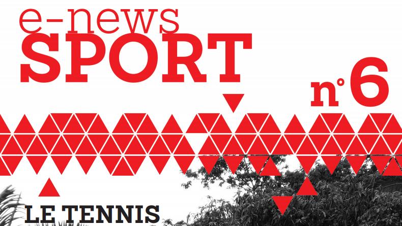 E-news sport le tennis