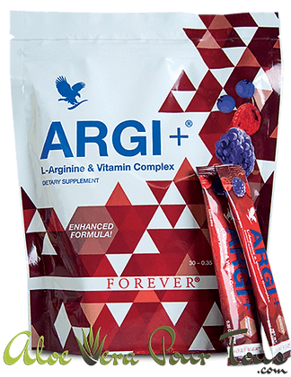 Forever Argi+ |Forever ARGI+® | Fonctions circulatoires et musculaires | Forever Living