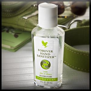 Forever Hand Sanitizer | Gel hydroalcoolique | Virus | Grippe | Covid-19 | Coronavirus