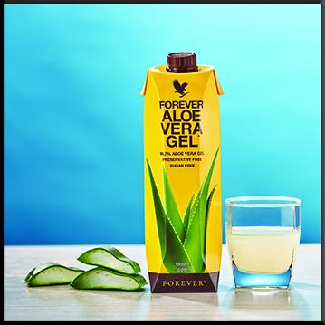 Forever Aloe Vera Gel | Stress, Anxiété, Angoisse