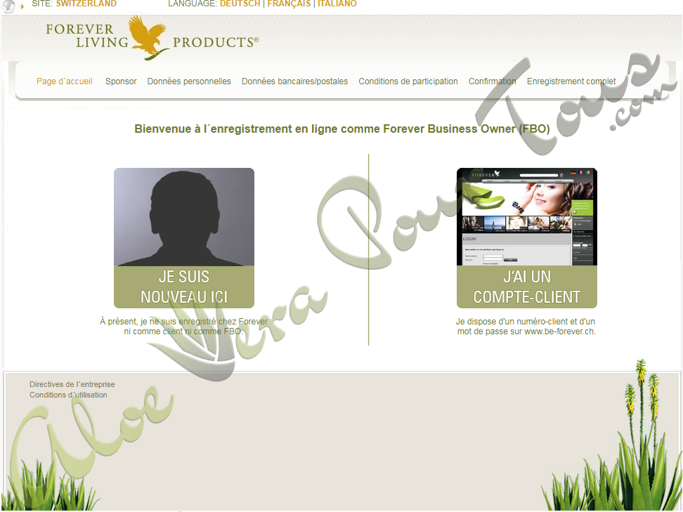 Devenir FBO en Suisse, Forever Business Owner Suisse