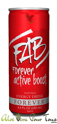 FAB FOREVER Active Boost - Pack x12