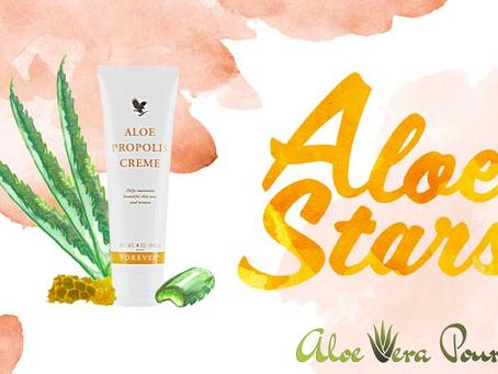 Aloe Propolis Crème de Forever | Une touche de perfection