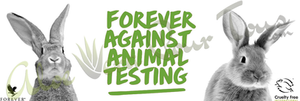 Cruelty Free, Leaping bunny forever living products