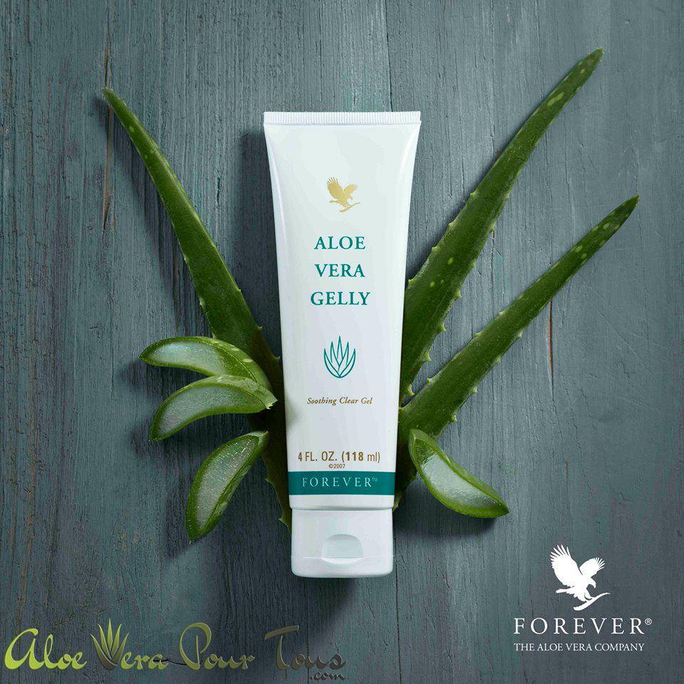 Forever Aloe Vera Gel | Gelée Aloès | Aloe Vera Gelly