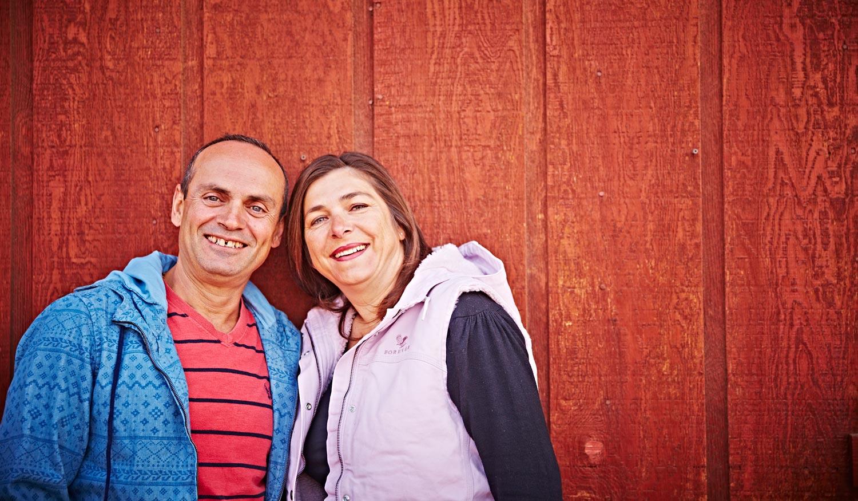 José et Anna Maria Alves de Sousa