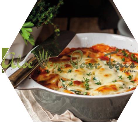 Lasagnes recette C9, FIT 15