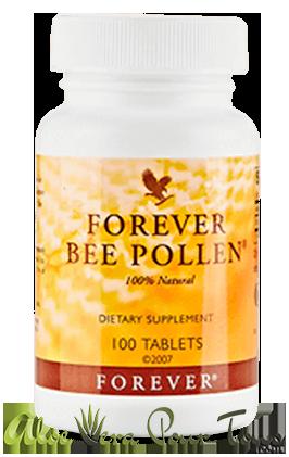 Forever Bee Pollen allergies