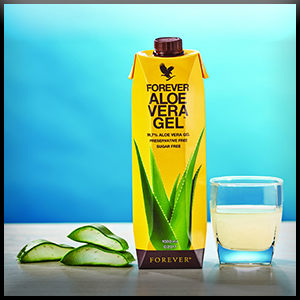 Forever Aloe Vera Gel pour cheveux