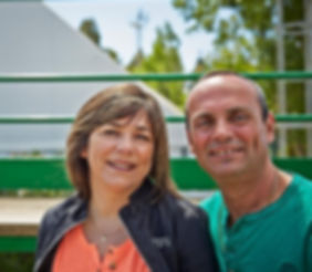 Anne-marie et josé Alvès , manager saphir France Forever