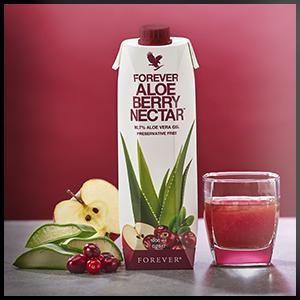 Aloe Berry Nectar pour jambes lourdes et circulation sanguine