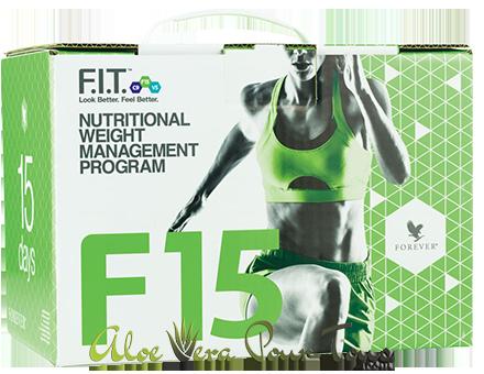 Programme Forever Fit - F15 Intermédiaire