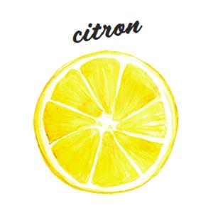 Ingrédients huile essentielle de citron forever