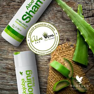 Soins des cheveux | Aloe Jojoba Shampoo | Aloe Jojoba Conditioning