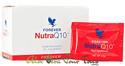 Forever Nutra Q10 | CARDIO-VASCULAIRE