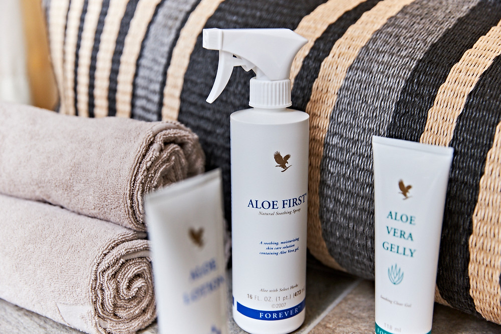 Forever Aloe First | Aloe Vera Gelly