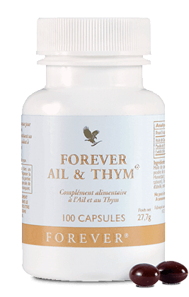Forever ail & Thym contre les fibromes