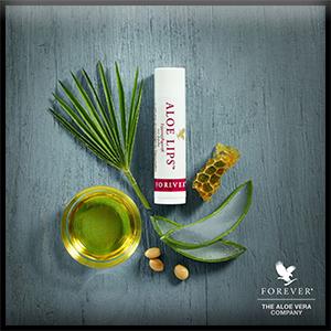 Soins et hygiène bébé | Stick Aloe Lèvres | Forever Living Products