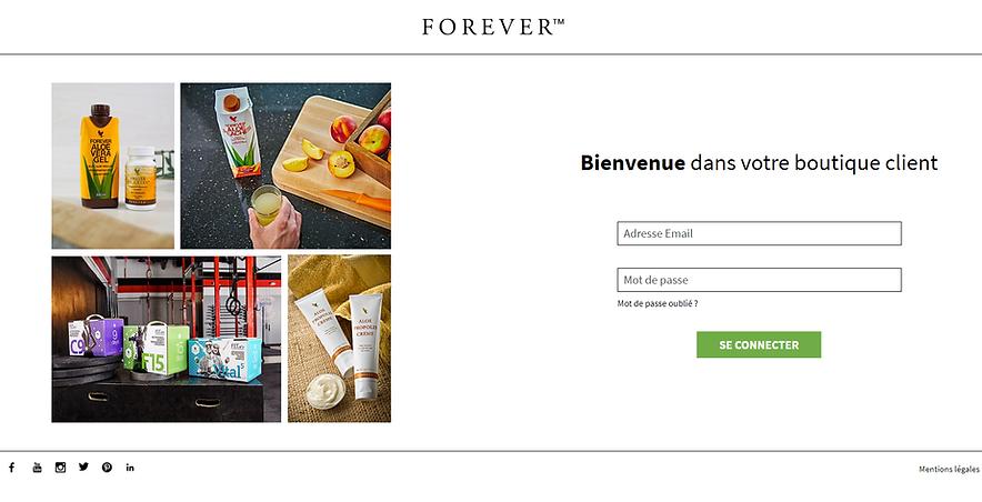 Boutique en Ligne | Forever Living Products France | Commander produits Forever