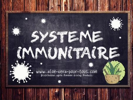 Entretenir et renforcer son système immunitaire avec l'aloe vera