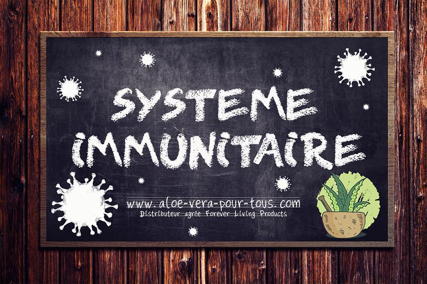 Systéème immunitaire | Défenses naturelles | Aloe Vera | Produits Forever