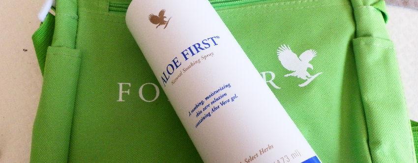 Forever Aloe First   Avis