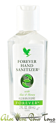 Forever Hand Sanitizer | Gel hydroalcoolique | Désinfectant Mains