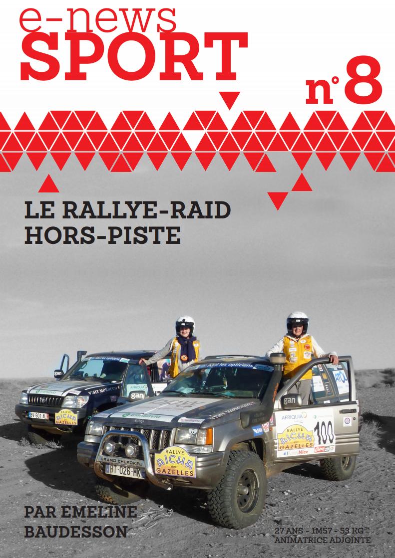 news sport rallye raid forever