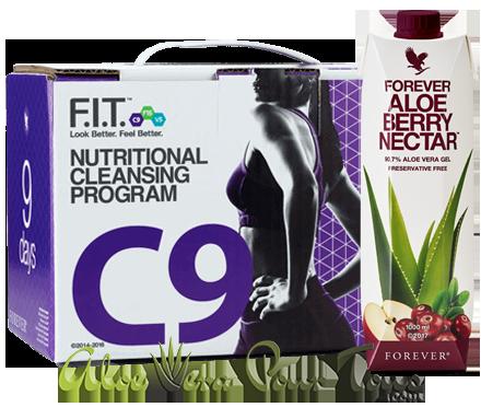 Programme C9 Aloe Berry Nectar