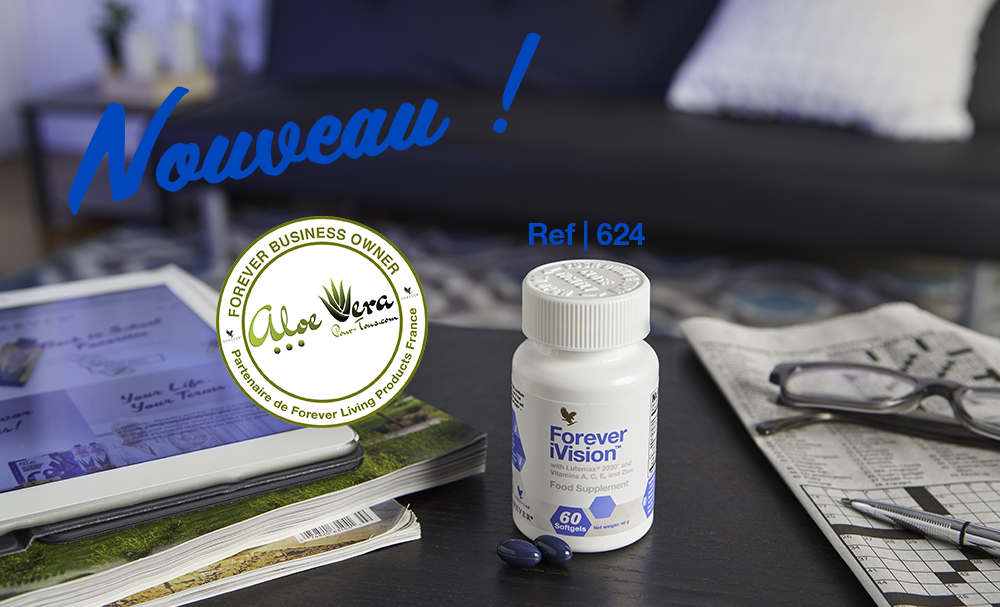 Forever iVision™ | Protection oculaire et performance visuelle