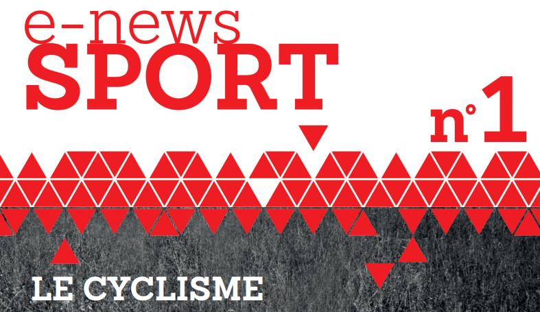 E-news sport le cyclisme