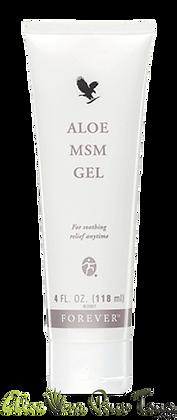 Forever Aloe MSM Gel | Articulations | Confort articulaire